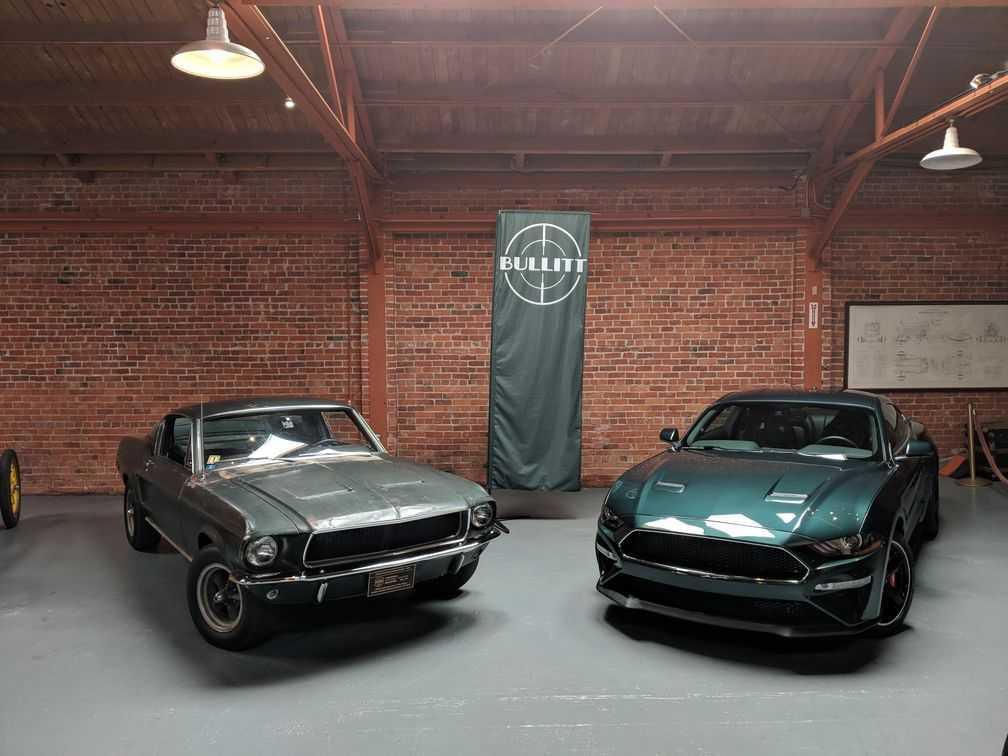 Et si vous achetiez la vraie Mustang Bullitt?