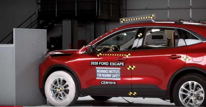 Ford : des prix de sécurité de l'IIHS