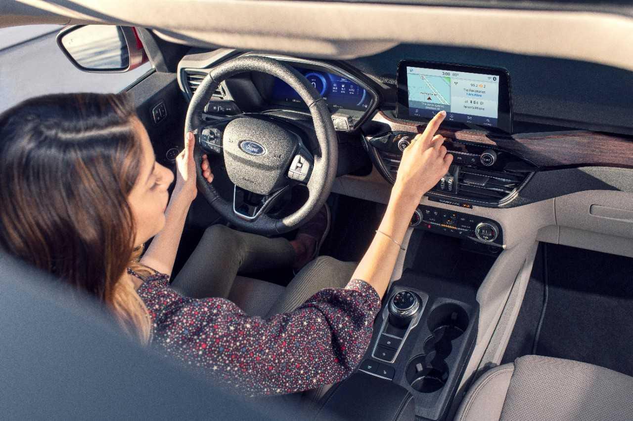 Le Ford Escape, choisi pour son expérience utilisateur