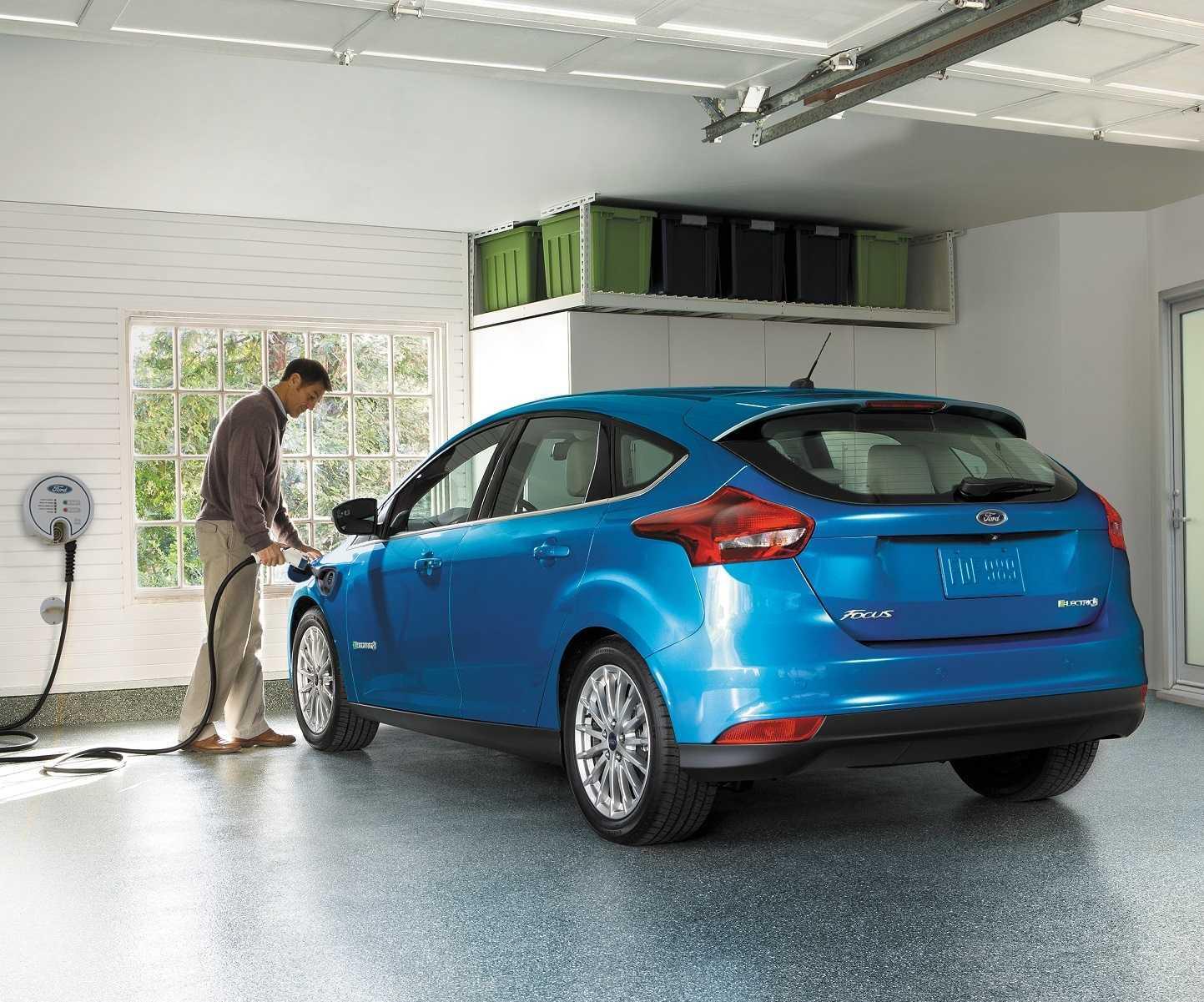 A quoi vous attendre de la Ford Focus électrique