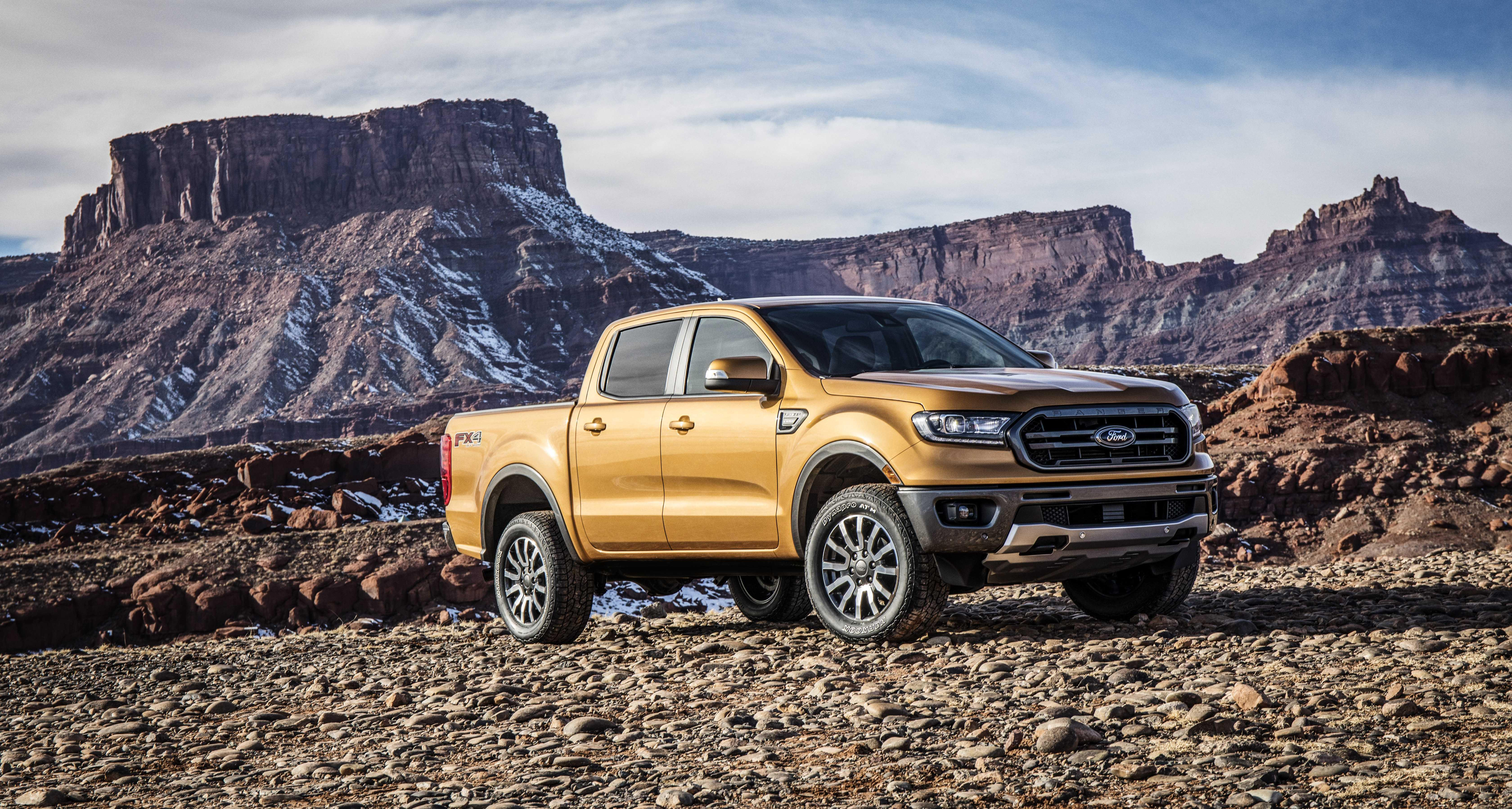 Des tonnes d'accessoires pour le nouveau Ford Ranger