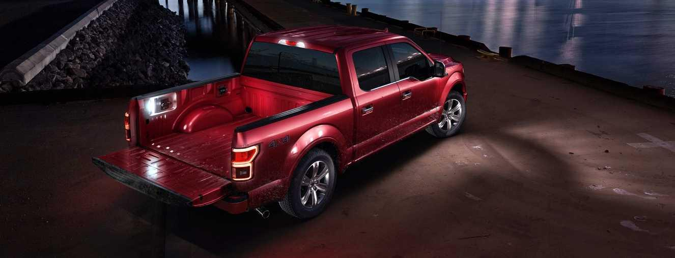 Red F-150 Bed | Truck Central | Reliable Ford
