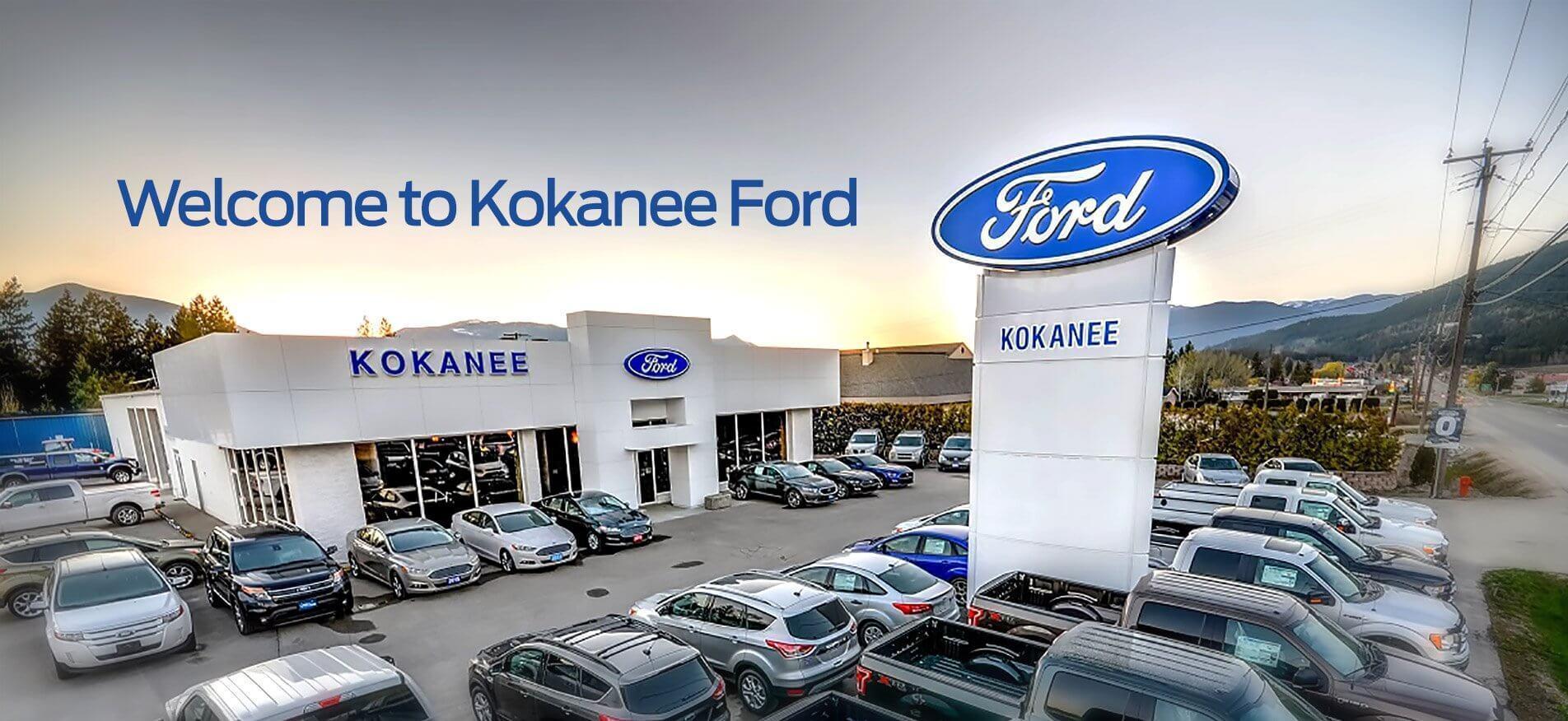 Kokanee Ford