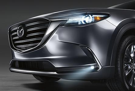 2017 Mazda CX-9 Front End