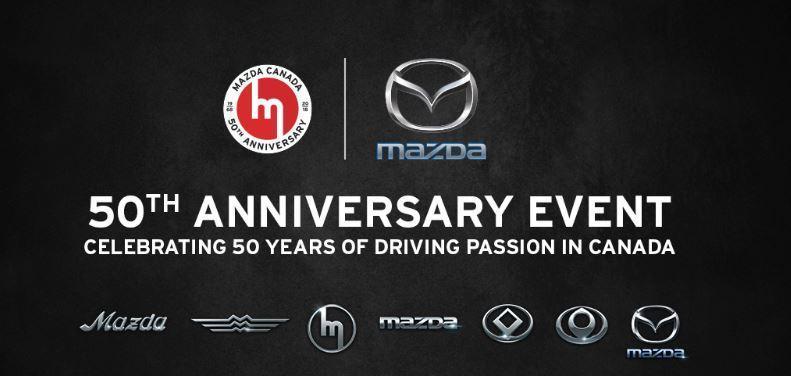 Win Your Mazda