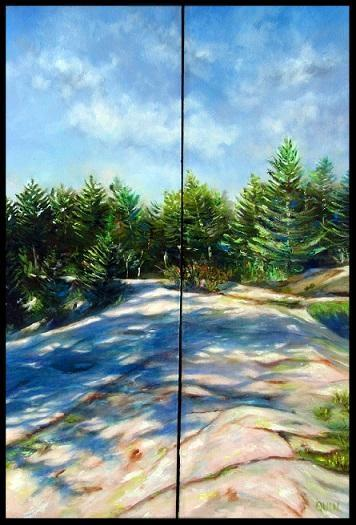 Paintings and fine art gallery in York Region