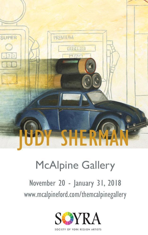 The McAlpine Art Gallery Aurora Ontario