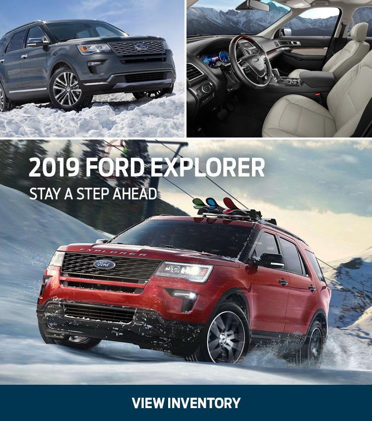 2019 Explorer