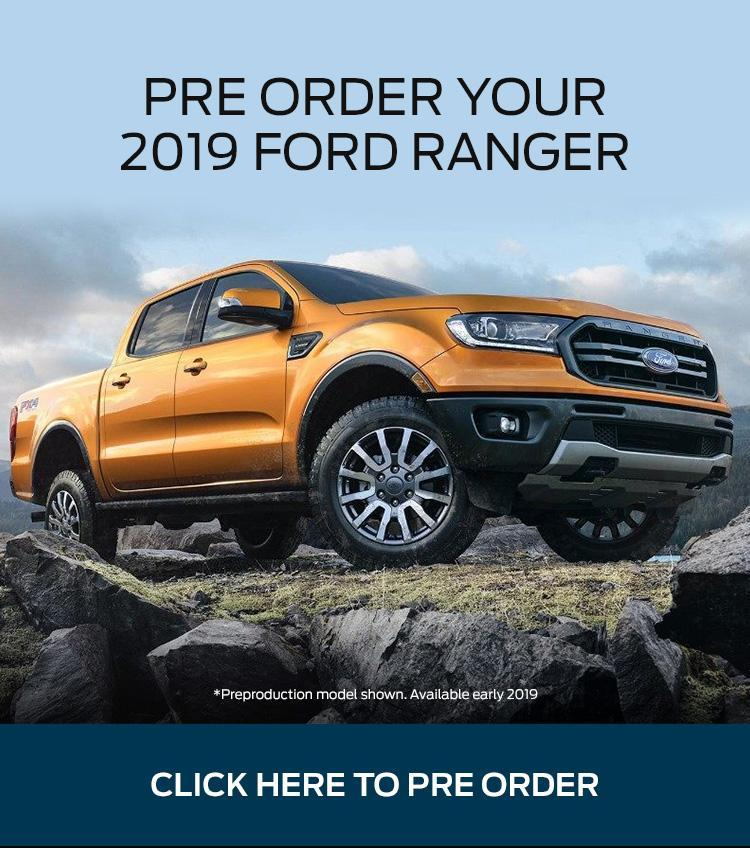 2019 Ranger Orange