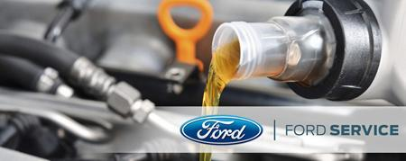 Schedule Your Ford for Service
