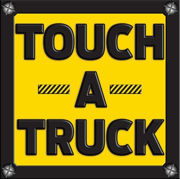 Touch a Truck Landing Page Logo