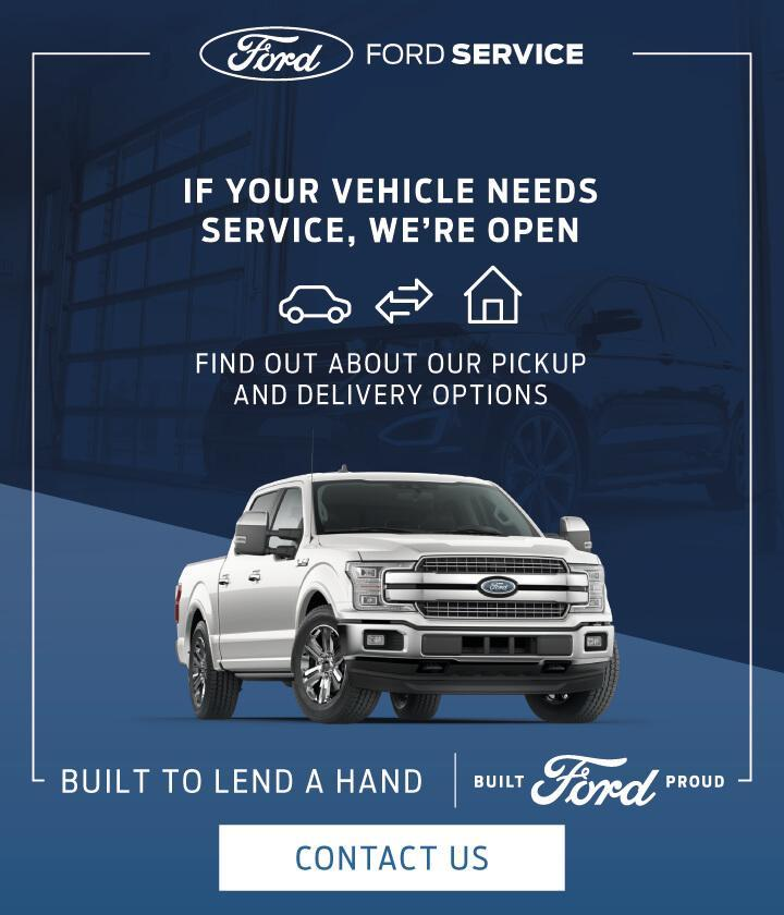 Service - Built to lend a hand