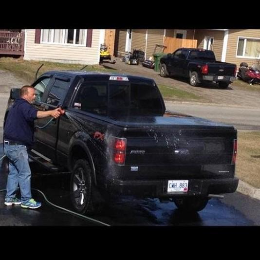 Dads and their Fords