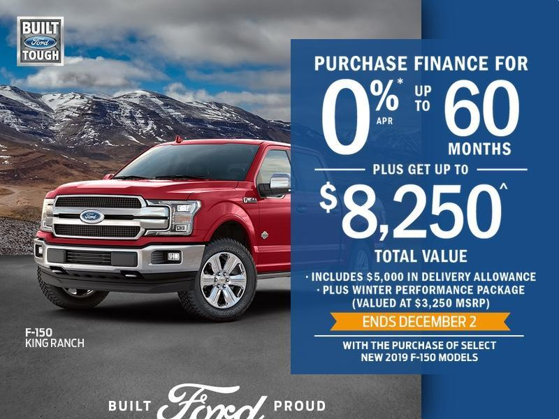 Leggat Discovery Ford 2019 F-150