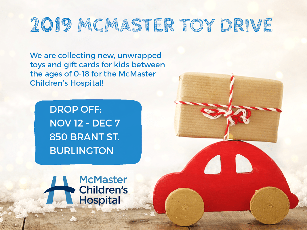 Leggat Discovery Ford McMaster Toy Drive