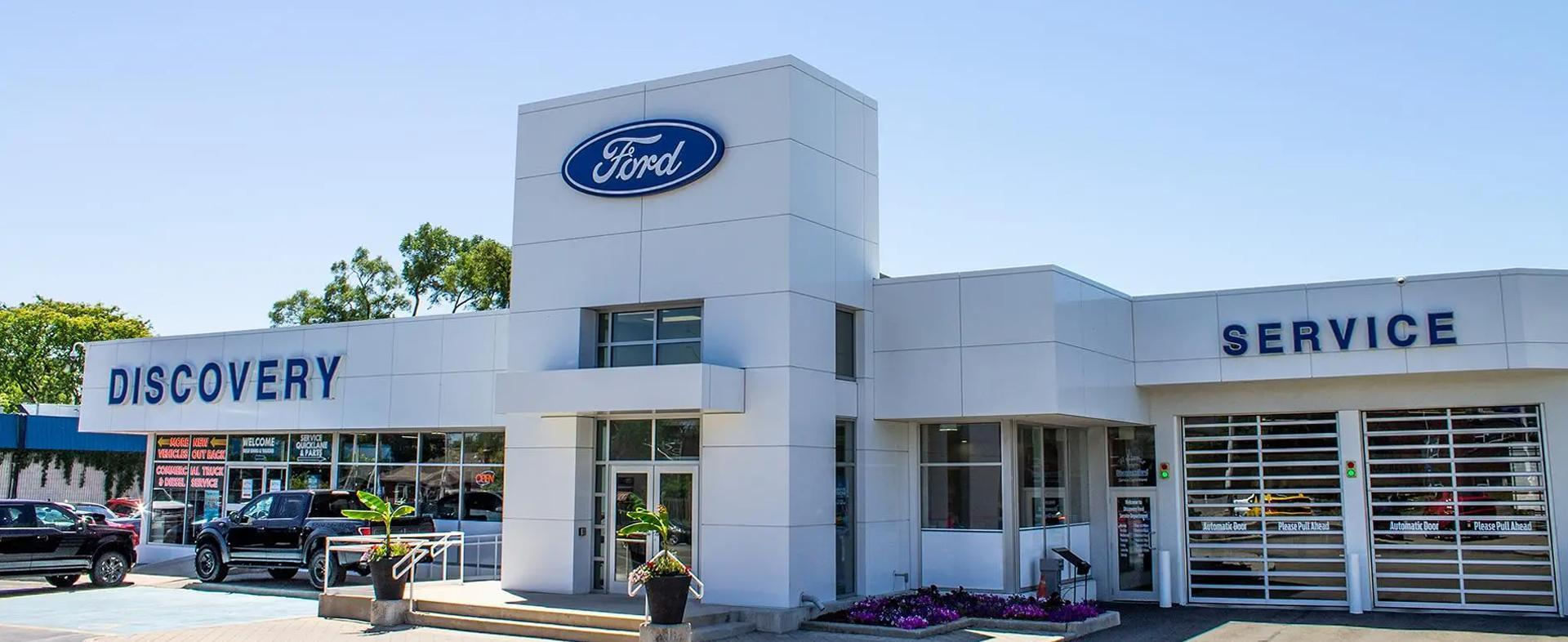 New & Used Ford Cars, Trucks & SUVs Dealership in Burlington