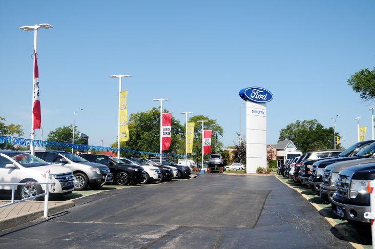 Ford Diesel Fleet Service image
