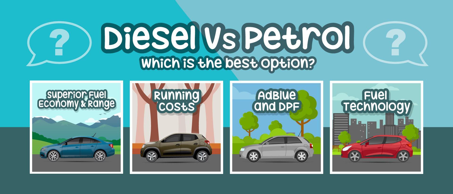 Diesel Vs Petrol