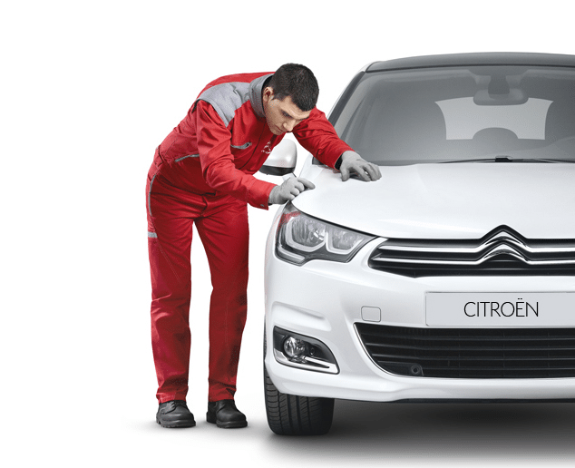 Citroen technician