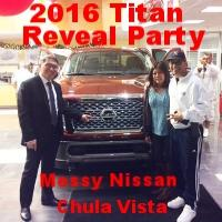 Titan Reveal Party Event