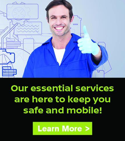 Mossy Auto Group is Open for Service