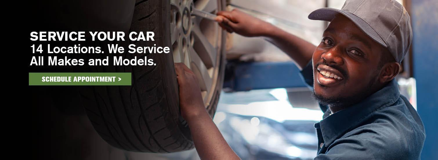 Schedule Service   Mossy Auto Group