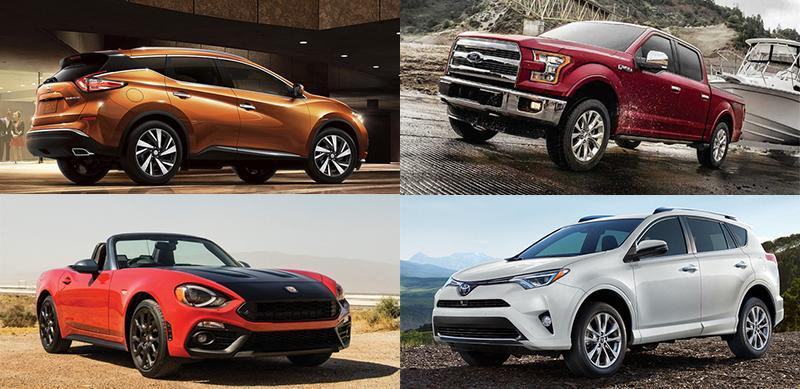 2017 Best Cars For The Money Ford Honda Nissan Toyota And Fiat Make List