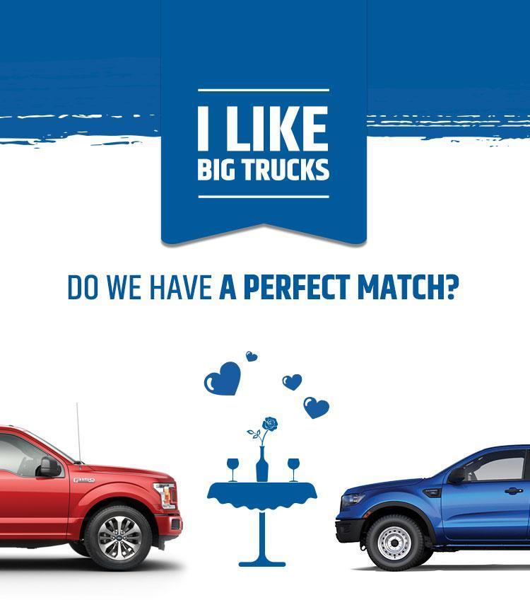 Contest - I like big trucks