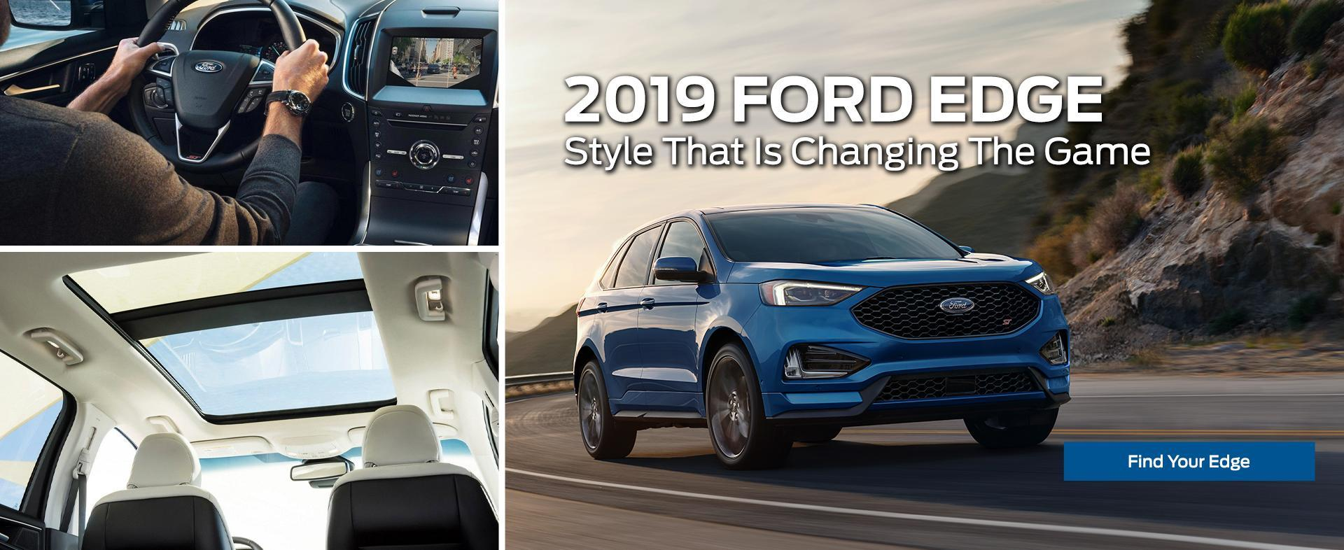 Ford Home 2019 Ford Edge