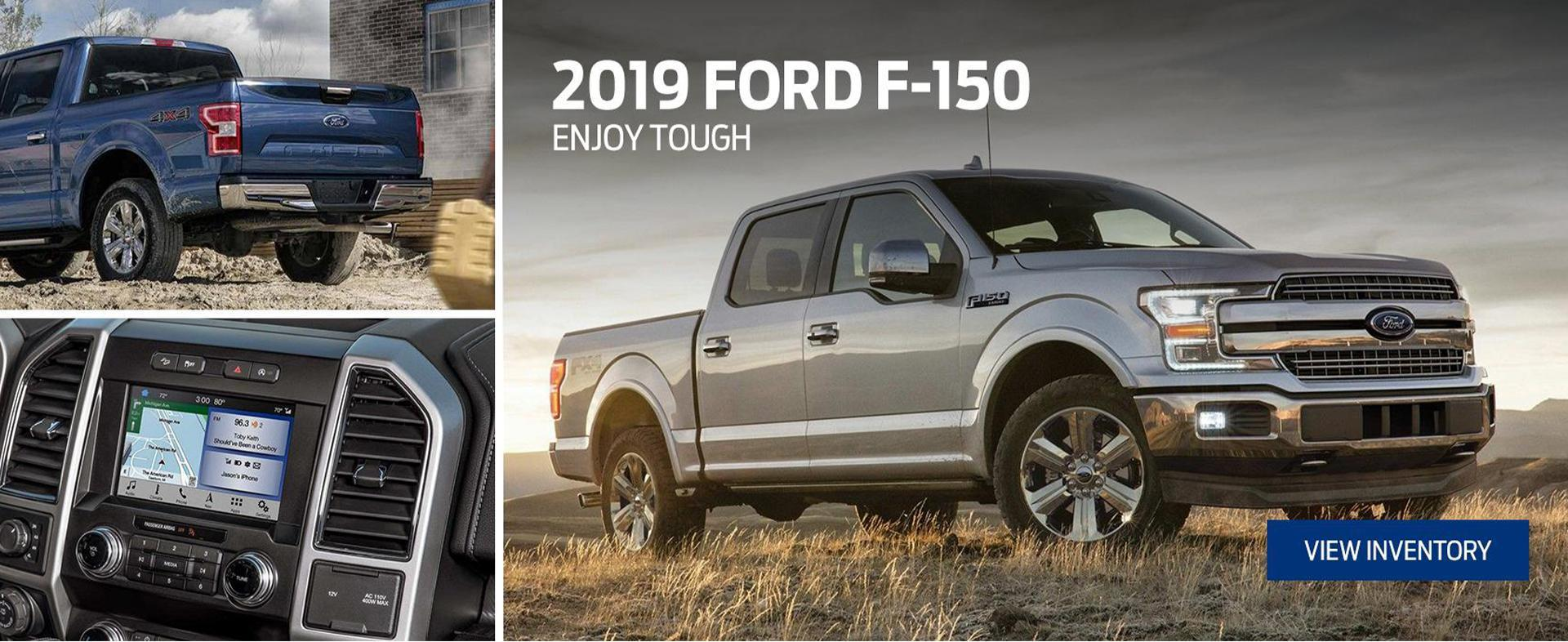 Ford Home 2019 Ford F-150