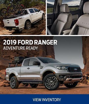 Ford Home 2019 Ford Ranger