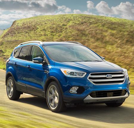 Ford ESCAPE Exterior