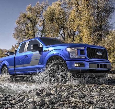Terrebonne Ford inventaire neufs