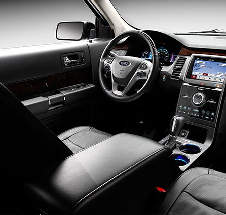 Ford Flex Interior