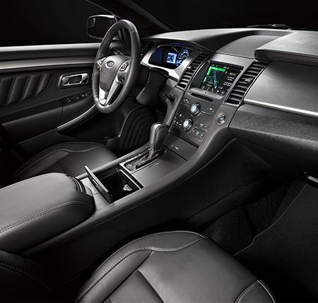 Ford Taurus Interior