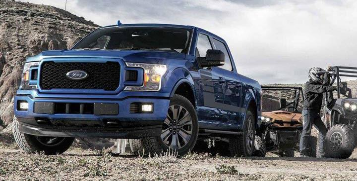 ford truck A TOUGH PERFORMANCE TO FOLLOW