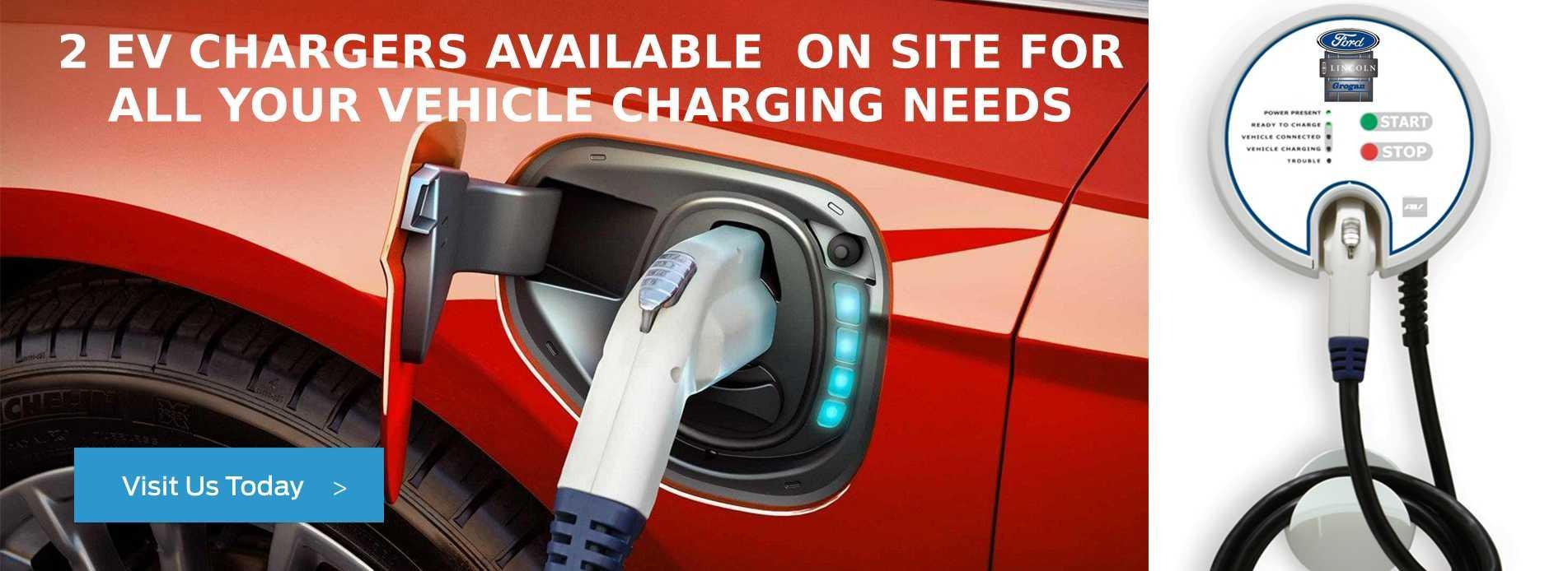 Charging Stations Available
