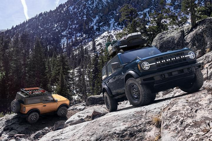 Ford The All-New Ford Bronco gallery