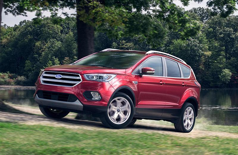 2019 Ford Escape Performance