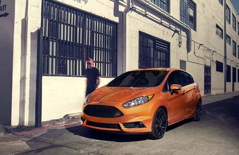 2019 Ford Fiesta Performance
