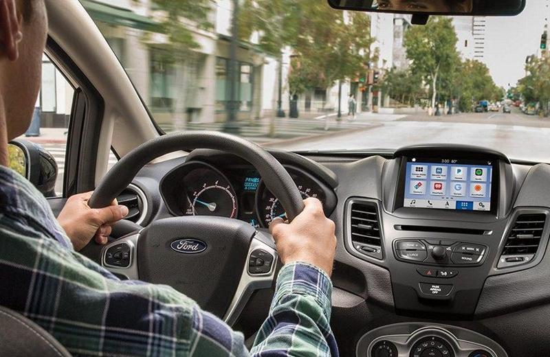 2019 Ford Fiesta Technology