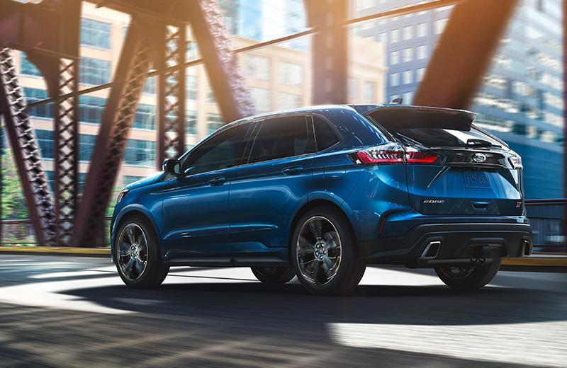 2019 Ford Edge Performance