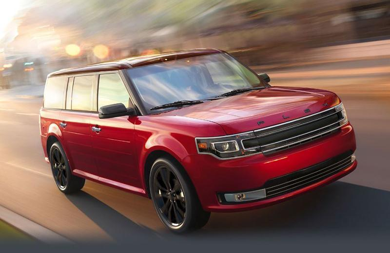2019 Ford Flex Performance