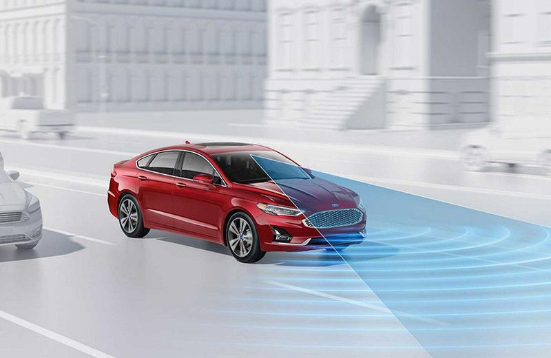 2019 Ford Fusion Hybrid Technology