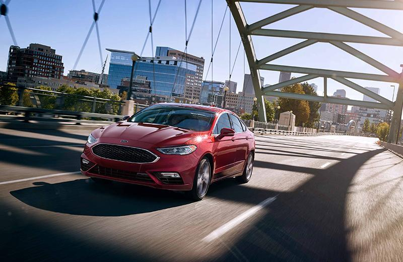 2019 Ford Fusion Performance