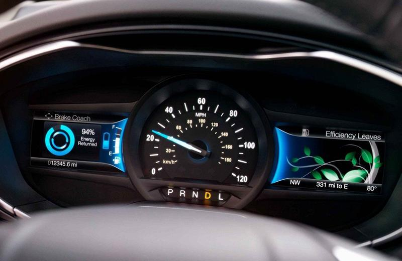 2019 Ford Fusion Energi Technology