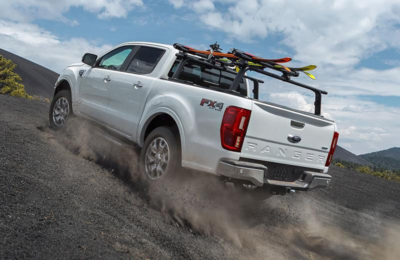 2019 Ford Ranger Performance
