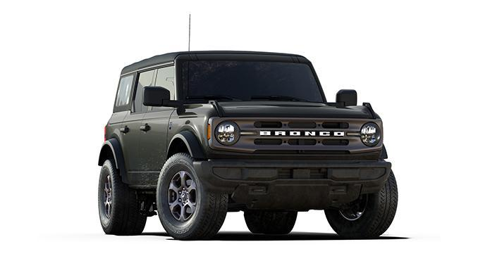 Ford Bronco Big Bend | South Bay Ford