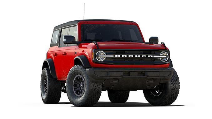 Ford Bronco Wiltrak | South Bay Ford