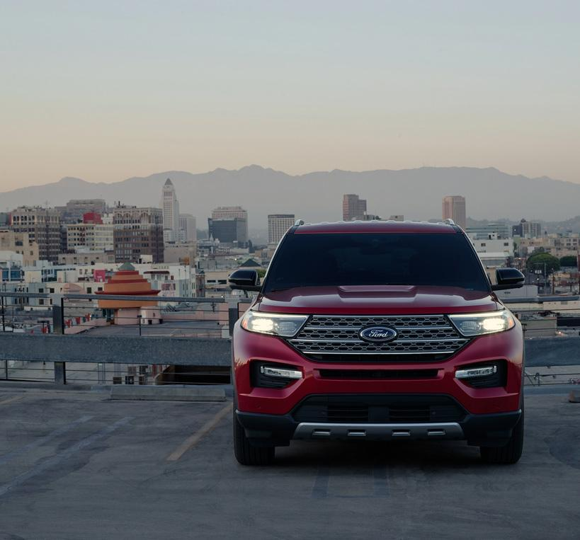 2021 Ford Explorer Limited | South bay Ford